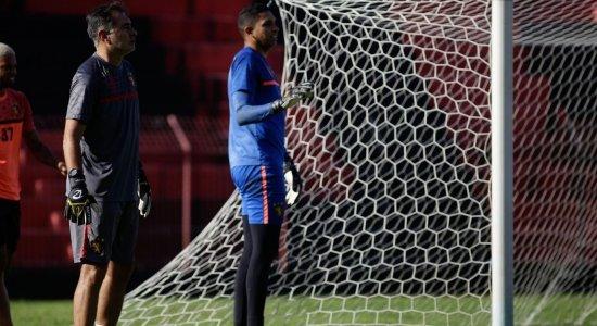 Há um ano no Sport, Jorcey Anisio comemora marca e enaltece bom momento de Mailson: 'trabalho vem dando resultado'