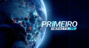 Programa Primeiro Impacto Pernambuco começa às 7h , na TV Jornal, com a apresentação de Washington Gurgel