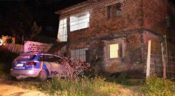 A suspeita foi levada para a sede do Departamento de Homicídios e de Proteção à Pessoa (DHPP)