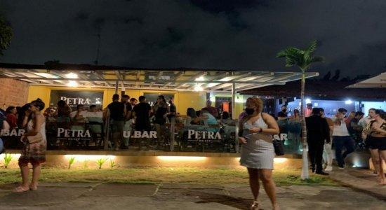 Procon Pernambuco autua e interdita bares do Grande Recife, por desrespeito a medidas contra a covid-19