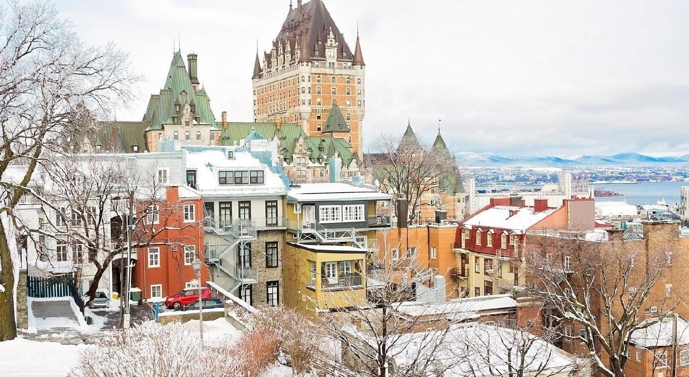 Província de Quebec, no Canadá