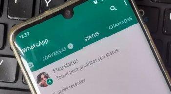 Nova versão do WhatsApp para Android traz mudança na cor do aplicativo.