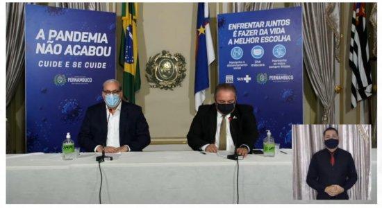 Imunização em adolescentes: 'Pernambuco vai continuar com a vacinação', diz secretário