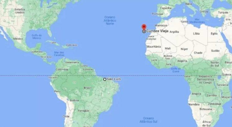Autoridades alertam para vulcão que pode gerar tsunami no Brasil