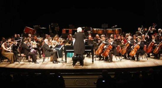 Orquestra Sinfônica do Recife atravessa a pandemia e completa 91 anos