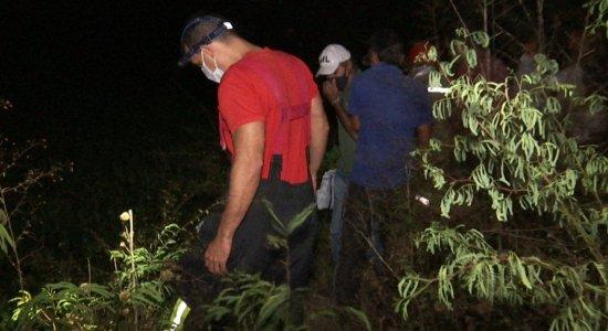 Corpo de jovem foi encontrado às margens do Rio Ipojuca