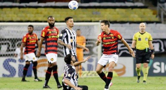 Sport sofre com força do ataque do Atlético-MG, é derrotado e segue com jejum de vitórias na Série A