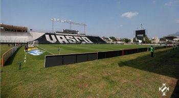 Estádio de São Januário do Clube de Regatas Vasco da Gama.