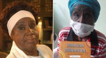 Atriz Marina Miranda ficou famosa pelo seu personagem na Escolinha do Professor Raimundo