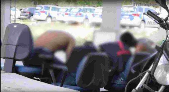 Criminosos que planejavam assaltar posto de combustível para roubar R$1 milhão são presos pela polícia
