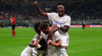 Vinícius Júnior é destaque do Real Madrid na temporada 2021/2022