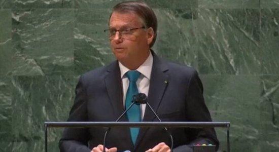 Tratamento precoce, críticas ao lockdown e elogios à legislação ambiental: o que disse Bolsonaro no discurso da ONU?
