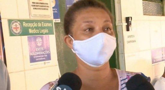 'Eu perdoo quem fez isso com ele', afirma mãe de jovem morto a facadas no metrô do Recife