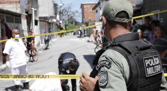 Em menos de 24h, oito homicídios foram registrados no Grande Recife; confira todos os casos