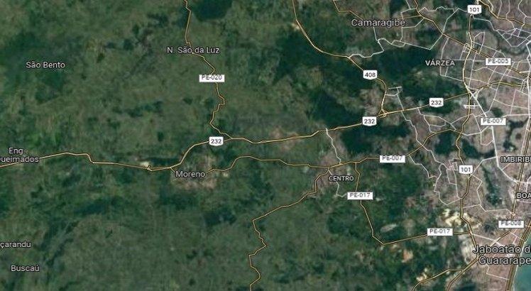 Tremor de terra é registrado em Moreno, na Região Metropolitana do Recife, nesta terça (21)