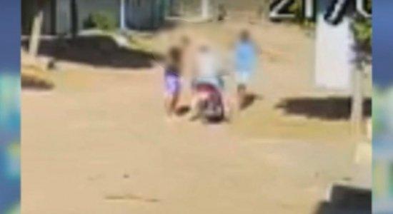 Mulher é vítima de assalto ao levar filho para a escola no Agreste
