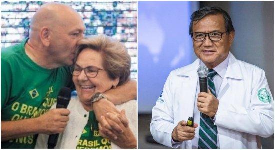 Covid-19: Prevent Senior omitiu causa da morte no atestado de óbito do médico Anthony Wong e da mãe de Luciano Hang, diz TV