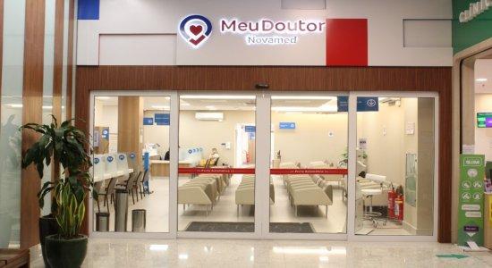 Com mais de 10 especialidades, Meu Doutor Novamed inaugura clínica no RioMar Recife