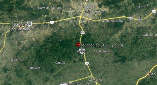 Em menos de 24h, Pernambuco teve três tremores de terra; especialista tranquiliza população e explica por que eventos acontecem