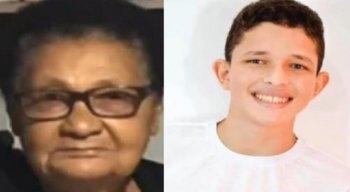 Famílias procuram parentes desaparecidos no Grande Recife: adolescente autista de 14 anos e idosa de 84 anos