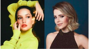 Juliette e Sandy cantam juntas na Globo