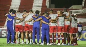 Náutico confirmou que a partida contra o CRB será na Arena de Pernambuco.