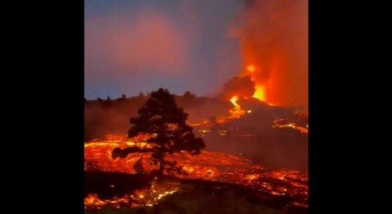 Vulcão Cumbre Vieja: Até quando vai a erupção? Tem previsão para acabar?