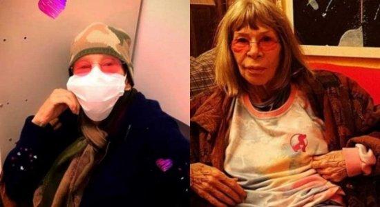 Rita Lee com câncer de pulmão: confira estado de saúde da cantora de 73 anos de idade