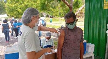Em Pernambuco, mais de 780 mil pessoas estão com a segunda dose da vacina contra a covid-19 em atraso