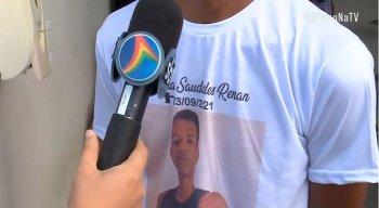 Sem se identificar, o pai do jogador de futsal conversou com a equipe da TV Jornal