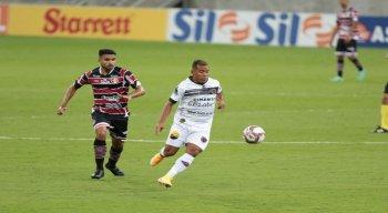 Santa Cruz empata em 1 a 1 com Botafogo-PB na Arena de Pernambuco e se despede da Série C