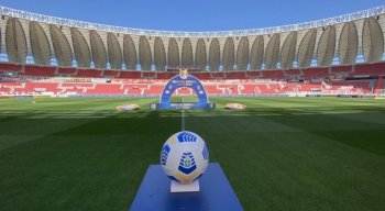 A Arena Beira-Rio fica em Porto Alegre, no Rio Grande do Sul, é a casa do Internacional.