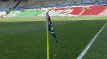 Fluminense manda seus jogos no Maracanã, no Rio de Janeiro.