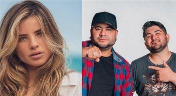 Giulia Be e Barões da Pisadinha estão entre os indicados ao Grammy Latino 2021