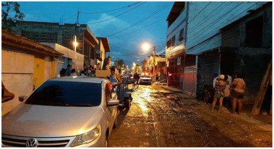 Comerciante é morto com pelo menos 10 tiros em Barra de Jangada