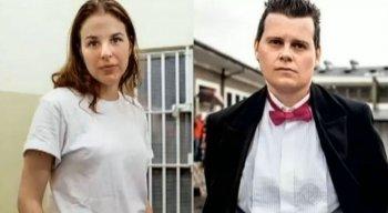 Sandrão e Suzane von Richthofen se relacionaram na prisão.
