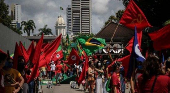 Sábado, 2 de outubro, tem atos contra Bolsonaro no Recife e no Agreste de Pernambuco