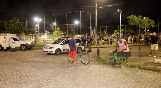 Primeiro Impacto: noite violenta no Grande Recife