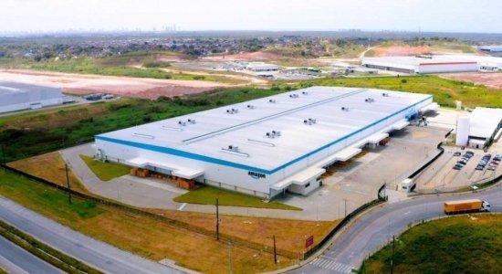 Amazon anuncia novo Centro de Distribuição em Pernambuco; expectativa é gerar mais de 800 vagas de emprego