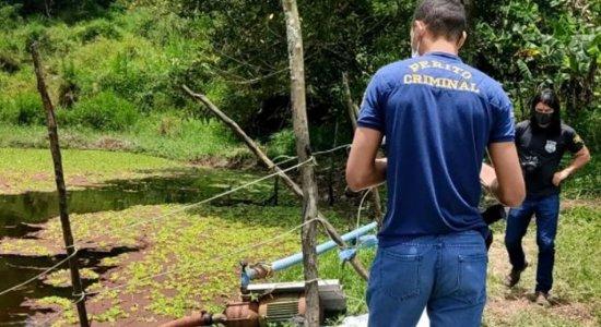 Homem morre após sofrer choque elétrico em bomba de água em Caruaru