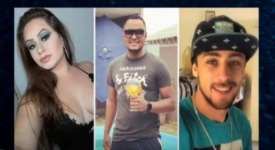 Mulher e dois homens morrem após churrasqueira explodir durante festa