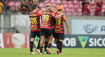 Sport venceu o Juventude na Arena de Pernambuco