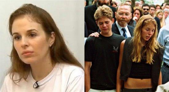 VÍDEO: Suzane von Richthofen em entrevista a Gugu, em 2015, contou que recebia visitas do irmão Andreas Albert na prisão