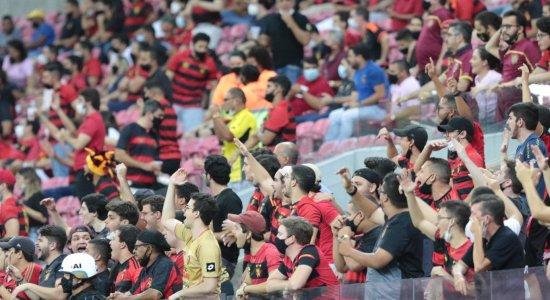 Pernambuco amplia presença de torcida nos jogos de futebol; veja capacidade permitida em cada estádio