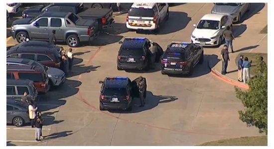 Tiroteio em colégio americano do Texas deixa, ao menos, quatro feridos