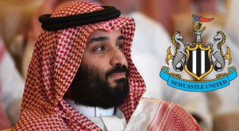 O príncipe da Arábia Saudita,Muhammad bin Salman, comanda o fundo de investimentos que comprou o Newcastle
