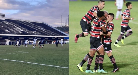 TV Jornal transmite jogos de Central e Santa Cruz na Pré-Copa do Nordeste; veja datas, horários e adversários