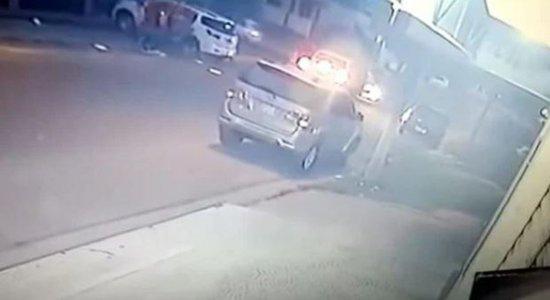 Vídeo mostra execução de estudantes brasileiras na cidade paraguaia