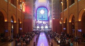 Basílica de Aparecida, em São Paulo