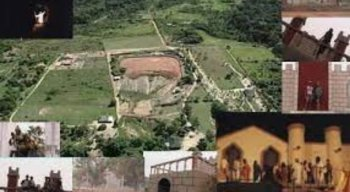 Jerusalém da Amazônia é uma cidade cenográfica que fica em Rondônia
